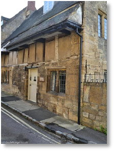 Chipping Campden Cotswolds Gloucestershire England. Rosary Cottagea photo is courtesy of TripAdvisor